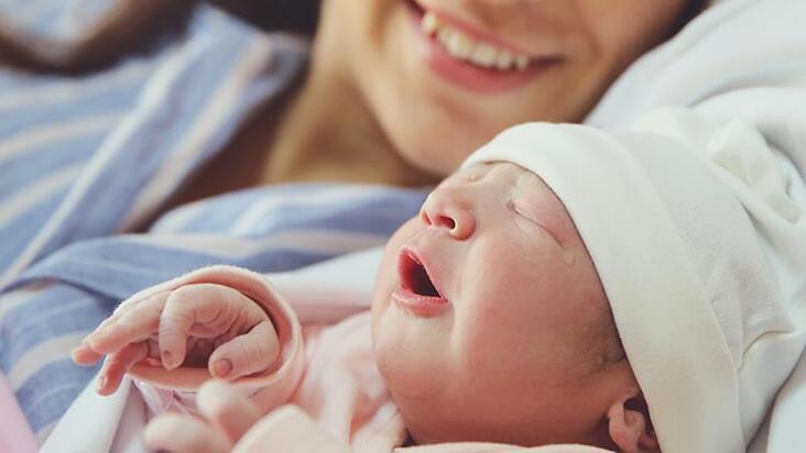 Doğum Sonrası Fotoğraflar